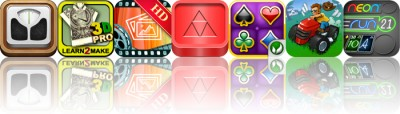 Today's Apps Gone Free: Your Ideal Weight And BMI Pro, Dollar Origami, Photo Slideshow Director And More