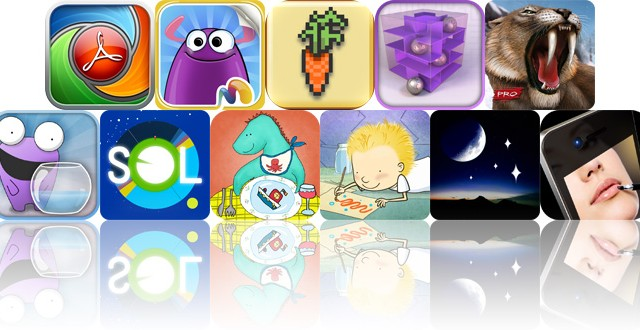 Today's Apps Gone Free: PDF PROvider, Jellytoons Birthday Countdown, Carota! And More