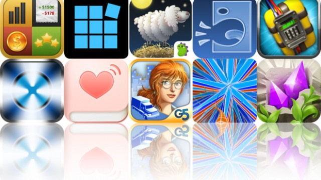 Today's Apps Gone Free: CoinKeeper HD, Tiled, Nighty Night! HD And More