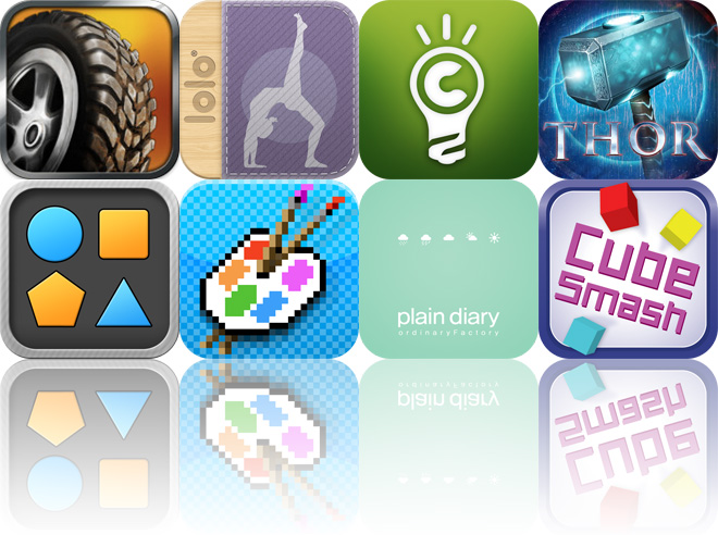 Today's Apps Gone Free: Reckless Racing 2, Yoga With Janet Stone, Highlight And More