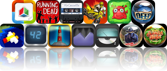 Today's Apps Gone Free: Smart Office 2, Running Dead, AirCassette And More