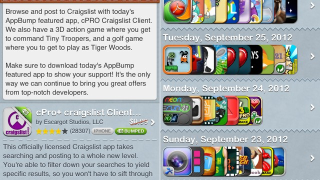 It's Here! Come Get The iPhone 5-Optimized AppsGoneFree App