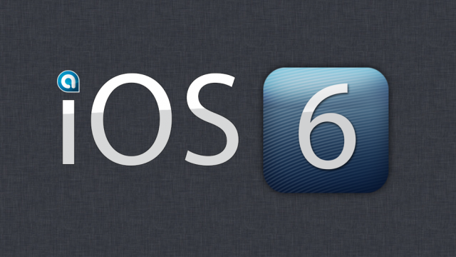 The iOS 6 Update Is Now Available