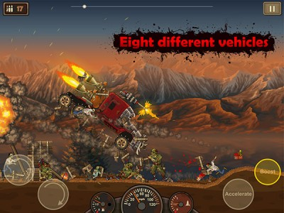 Zombie Smashing Title Earn To Die Makes Move Into The App Store Thursday