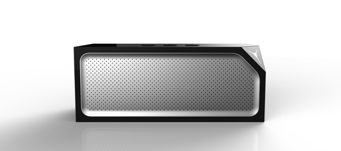 EDGE.sound Speaker Arrives For iPhone 5, Other Bluetooth-Enabled Mobile Devices