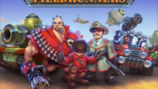 Prepare For Battle! Fieldrunners' Massive Update Is Here