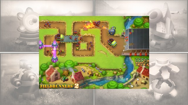 Fieldrunners 2 HD Finally Reaches The App Store