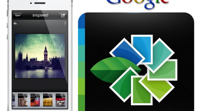 Google Acquires Snapseed Developer In Bid To Take On Facebook's Instagram