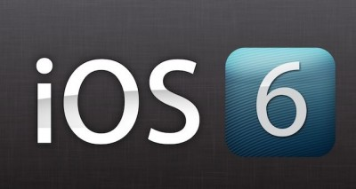Apple's iOS 6 Update Will Be Available On September 19