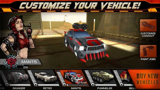 Race For Your Life In Glu Games' New Racing Title Indestructible