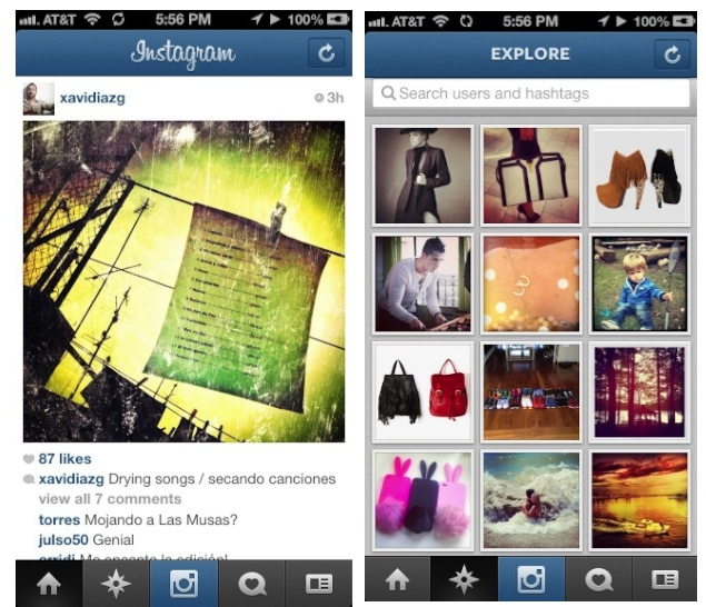 Instagram Now Includes Support For iOS 6, iPhone 5