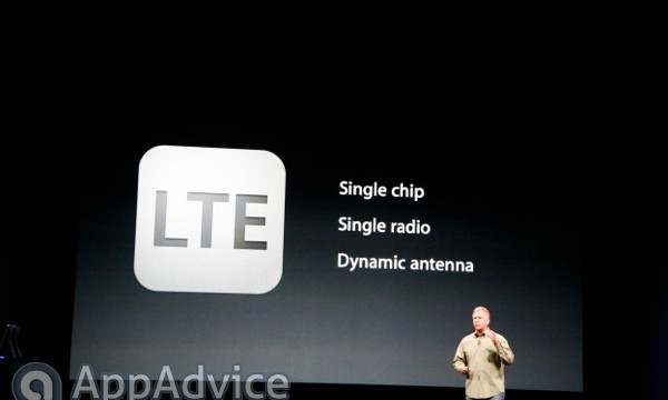Apple Confirms 4G LTE For iPhone 5