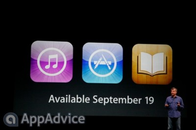 Apple Revamps The App Store In iOS 6