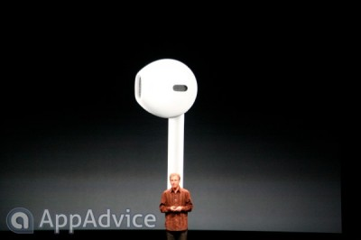 Apple's New And Improved Headphones