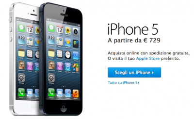 Italians Pay The Most, Americans The Least For iPhone 5