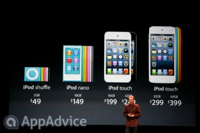 The iPod Touch Receives Substantial Upgrade And Siri Support