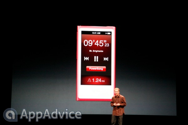 Apple Introduces Thinner And Lighter iPod Nano