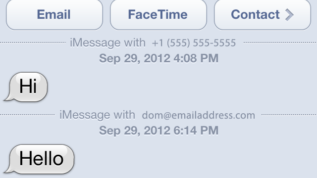 Merge Jailbreak Tweak Combines iMessages Sent From The Same Contact