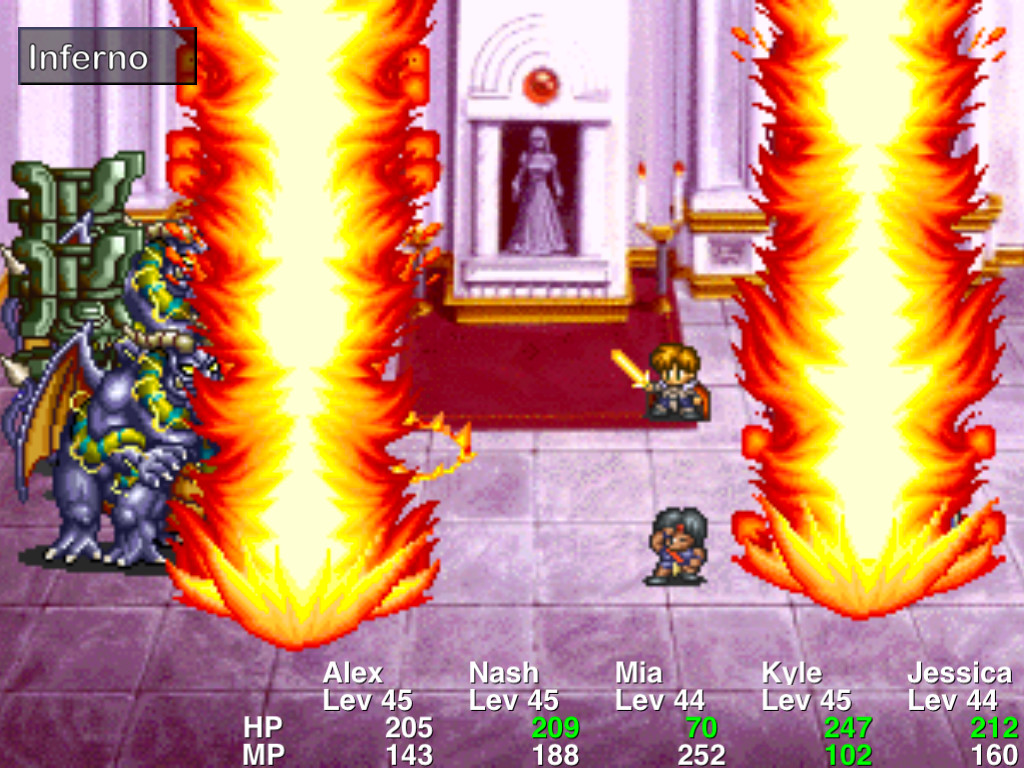 Experience A Classic JRPG With Lunar Silver Star Story Touch