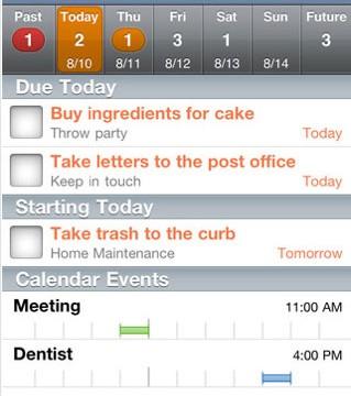 OmniFocus Update Brings iOS 6 Support For iPhone, iPad Versions