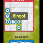 Challenge Your Friends To The Fastest Spelling Game Around With Bingo Words