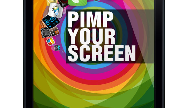 It's Finally Time To Pimp Your Screen On The iPhone 5!