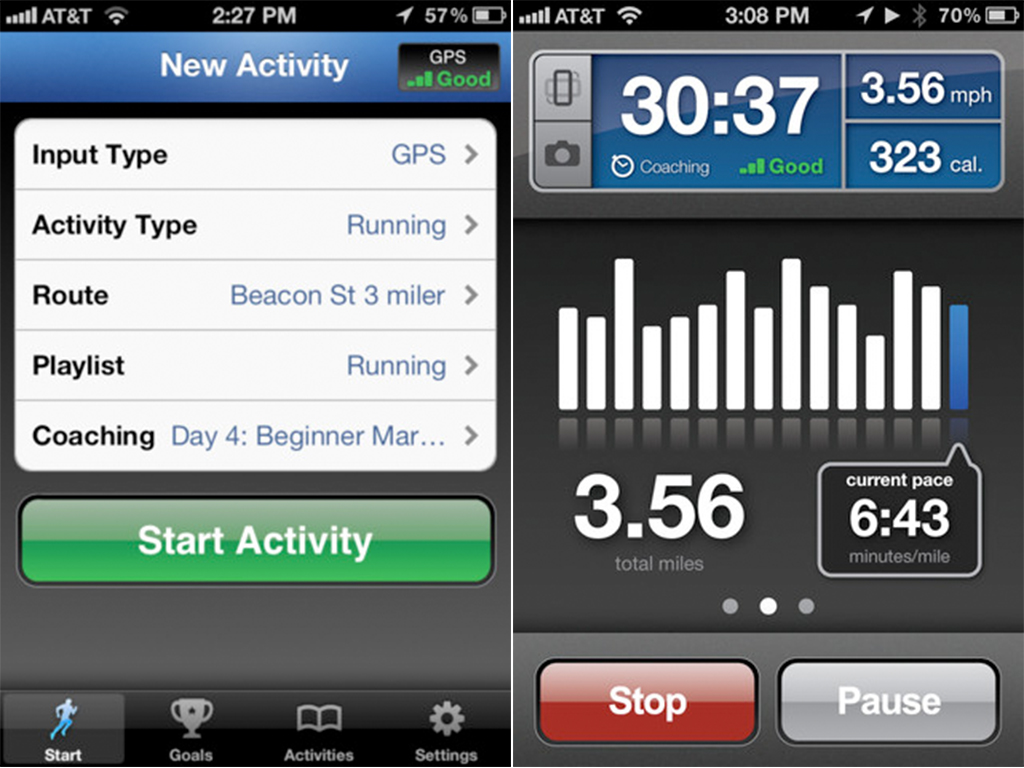 Step Up To A New Level Of Exercising With The Latest Version Of RunKeeper