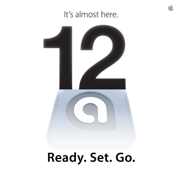 Apple's Fall Event: The New iPhone, iOS 6 And More