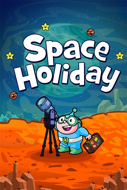 Casual Puzzle Game Space Holiday Rockets Into The App Store Later This Month