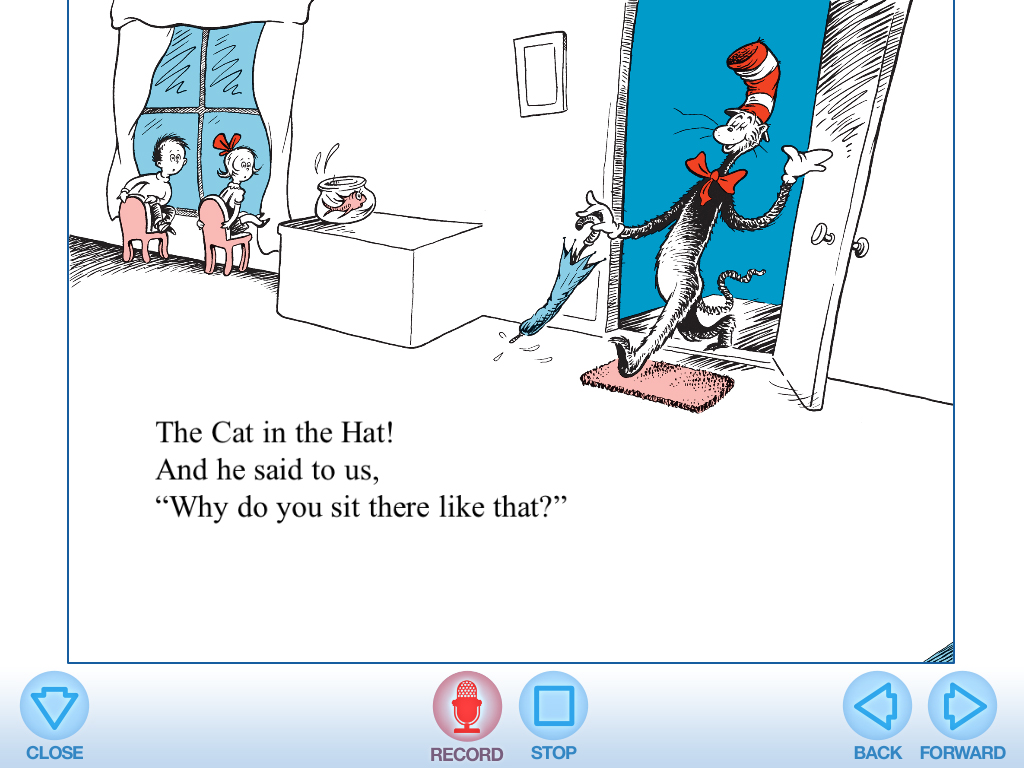 Bring Your Storytelling Talent To Bedtime Through The Enhanced Dr. Seuss OmBooks