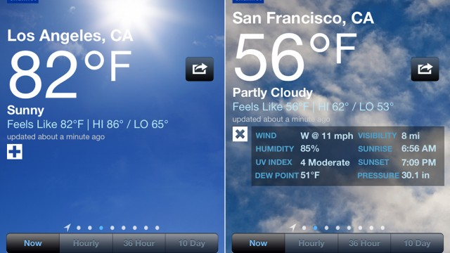 The Weather Channel Max For iPhone Gets Its Best Facelift Yet