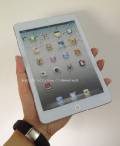 This Could Be The iPad Mini