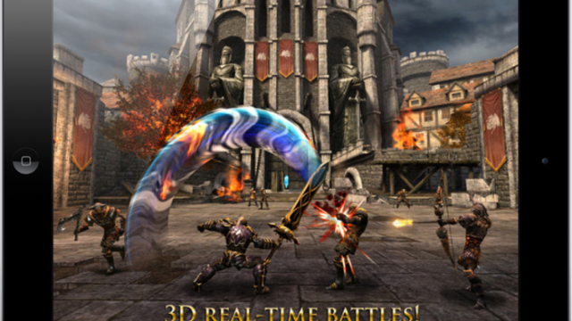 Wild Blood: Sir Lancelot And King Arthur Do Battle In Gameloft's Newest Game