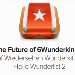 Wunderlist 2.0 To Arrive As Brand New App, As Wunderkit To Exit
