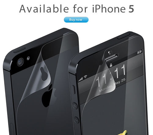 Worried About Scratches And Dings On Your iPhone 5? Wrapsol's ULTRA XTREME Screen Protector Is Here