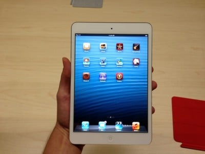 AppAdvice Goes Hands-On With The iPad mini