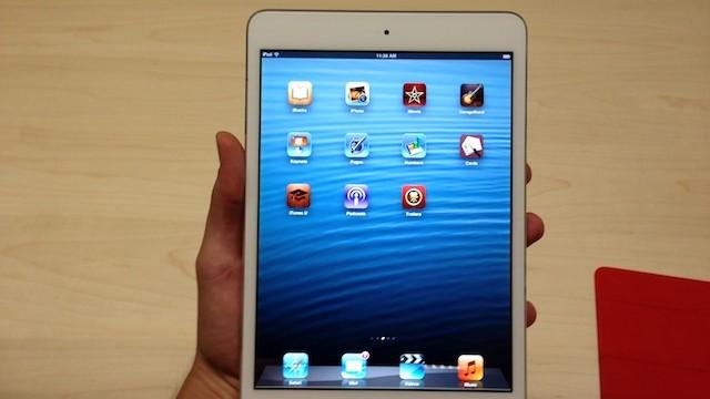 AppAdvice Goes Hands-On With The iPad mini