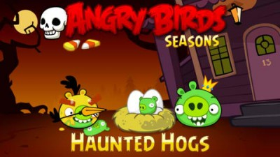 It's Alive! Frankenswine And Other Bad Piggies Haunt Newly Updated Angry Birds Seasons