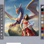 Heal, Distort And Elastify Your Artworks With ArtStudio For iPad 5.0