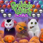 Bubble Witch Saga Brews A Spellbinding Update For Halloween