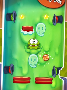 Now You Can Watch Some Entertaining Eye-Candy Right Within Cut The Rope