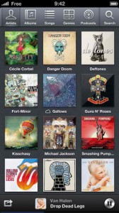 Ecoute Music Player App Gets Pumped Up With A Playlist Of Improvements