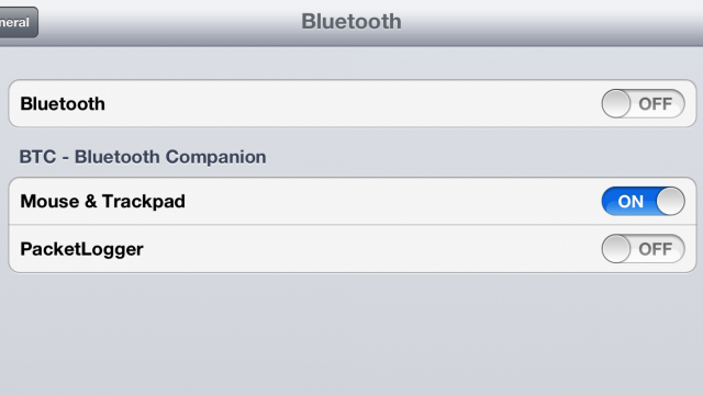 How To Connect A Bluetooth Mouse To Your Jailbroken iPad