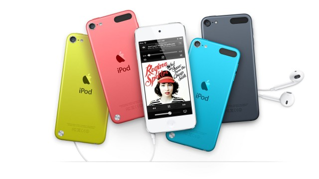 Geekbench Benchmarks The iPod touch 5G: iPhones, iPads Are Faster