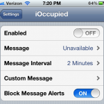 Auto-Respond To Calls With The iOccupied Jailbreak Tweak