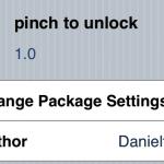 New Jailbreak Tweak Lets You Pinch To Unlock Your iPhone