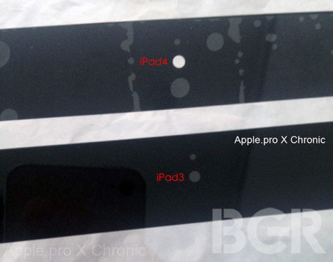 Full-Size iPad Featuring Upgraded FaceTime Camera To Launch At 'iPad mini' Event?