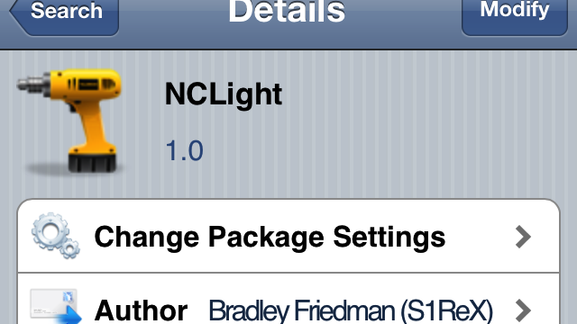Automatically Launch Notification Center From The Spotlight Screen