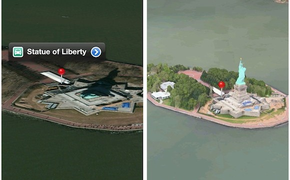 Is The iOS 6 Maps App Starting To Improve?