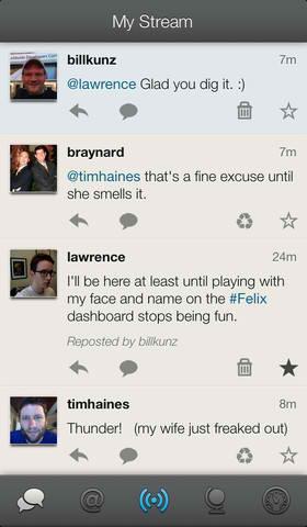 Felix For App.net Is Now Also Felix For Twitter - Sort Of